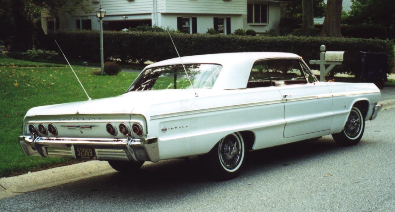 Impala Ss Rear